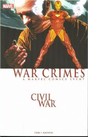 Civil War War Crimes Trade Paperback TPB
